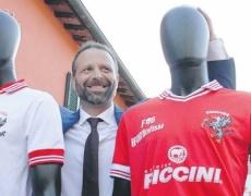 Nuova Maglia del Perugia Calcio.